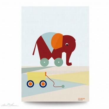 Der Elefant, A3