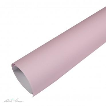 Geschenkpapier einfarbig, rosa, verträumt & romantisch, 50 x 70 cm