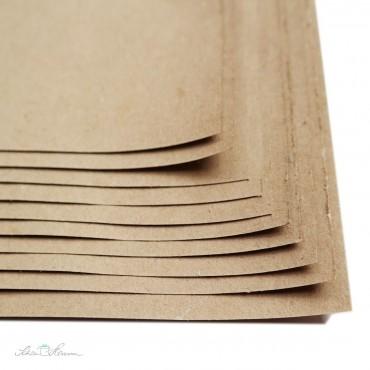 Kraftpapier 100g, A4, 10 Bogen