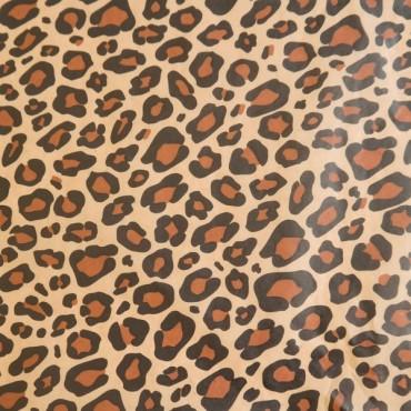 Seidenpapier, Leopard
