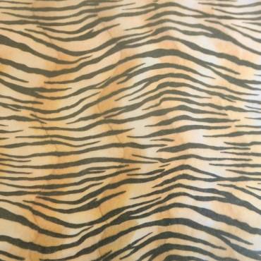 Seidenpapier, Tiger