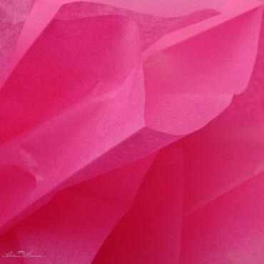 Seidenpapier, pink, farbecht