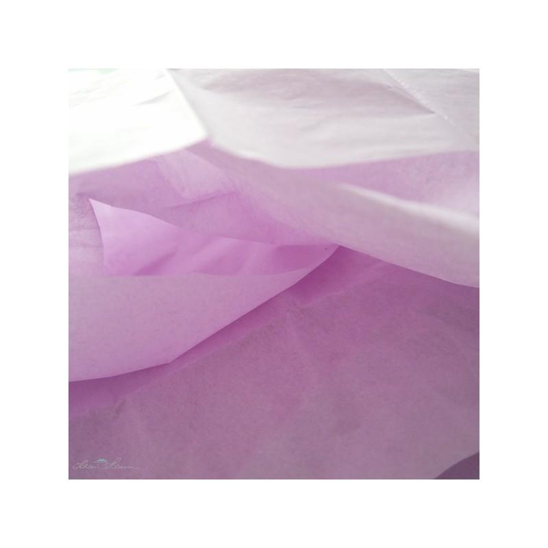 Seidenpapier, lavendel, farbecht