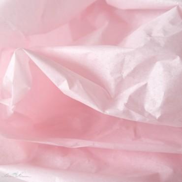 Seidenpapier, hellrosa, farbecht