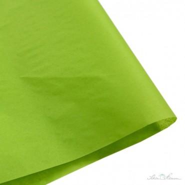 Seidenpapier, limette, grün, farbecht