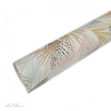 Geschenkpapier Palmenblätter