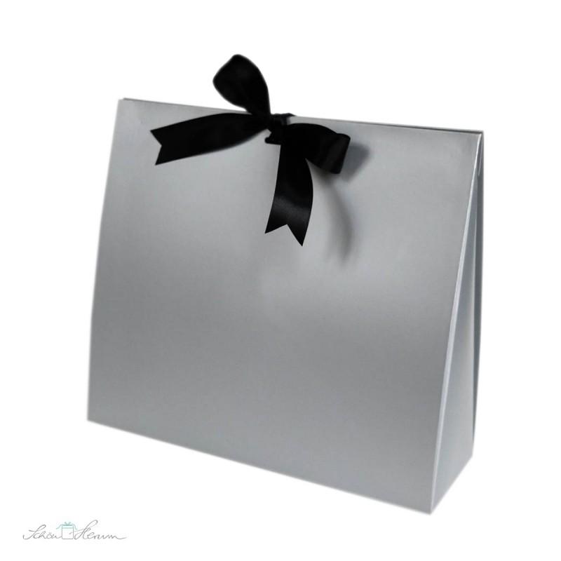 Geschenkbox Macy Silber