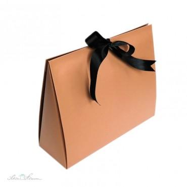 Geschenkbox Macy, Kupfer, 22 x 19 x 8 cm