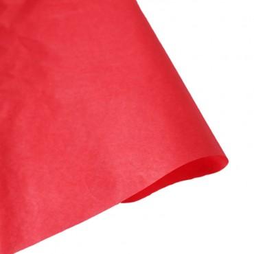 Seidenpapier, scarlet rot, farbecht