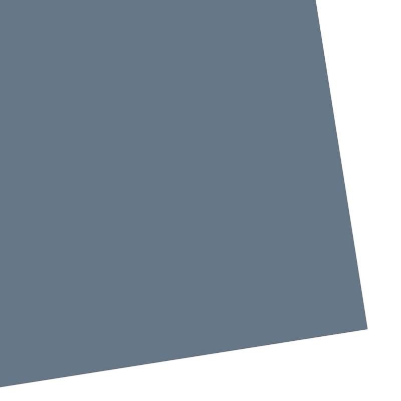 Geschenkpapier einfarbig, anthrazit, stark & edel, 50 x 70 cm