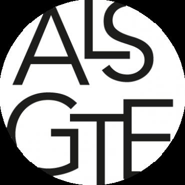 "ALS GTE Aufkleber ""Alles Gute"""