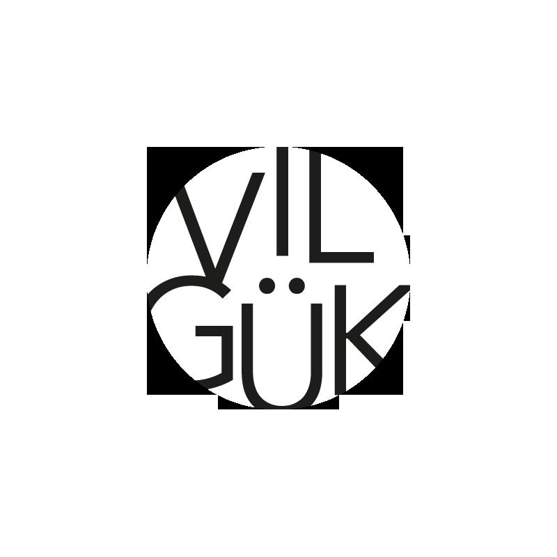 "VIL GÜK Aufkleber ""Viel Glück"""