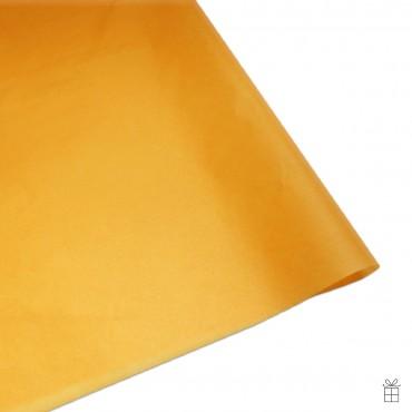 Seidenpapier, aprikose, farbecht