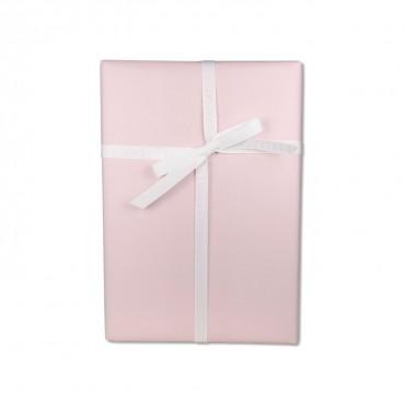 Geschenkpapier, einfarbig, rosa, verträumt & romantisch, 50 x 70 cm