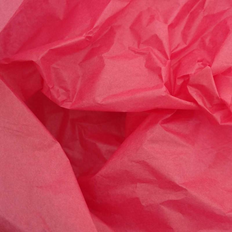 Seidenpapier, preiselbeere, pink, farbecht
