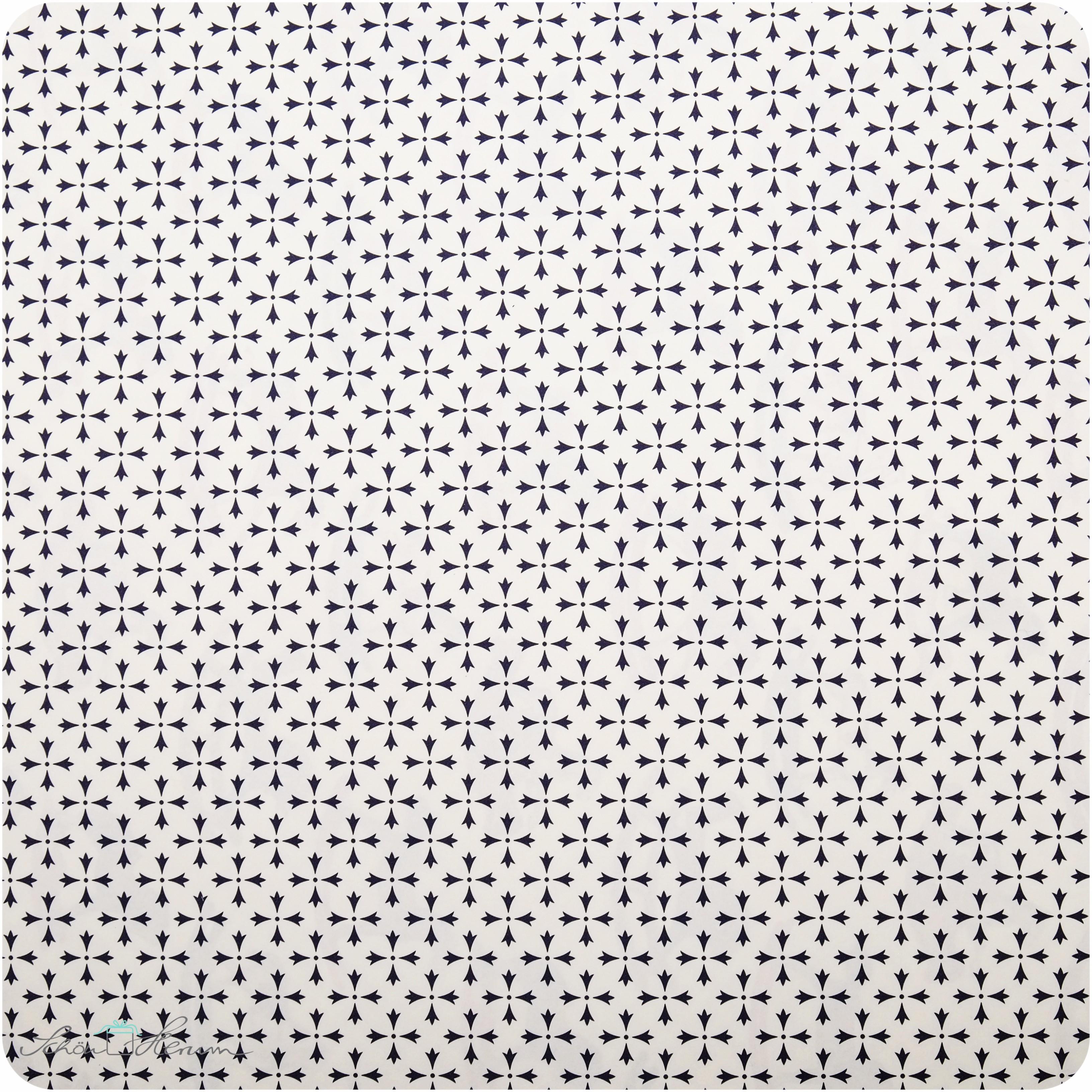 Geschenkpapier Kreuze Schwarz Weiß 50 X 70 Cm