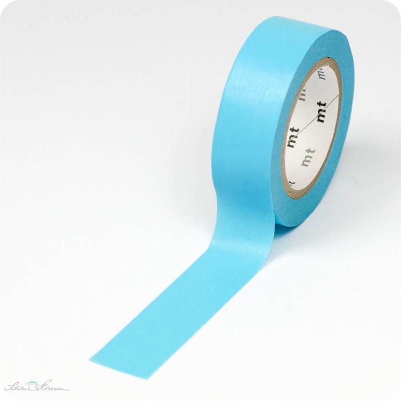 Masking Tape blau