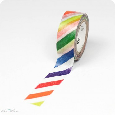 Masking Tape bunte Streifen