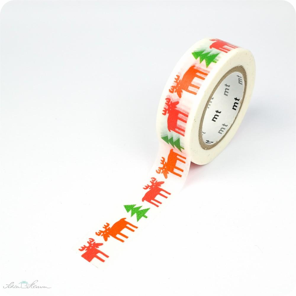 masking tape schwedische weihnacht. Black Bedroom Furniture Sets. Home Design Ideas