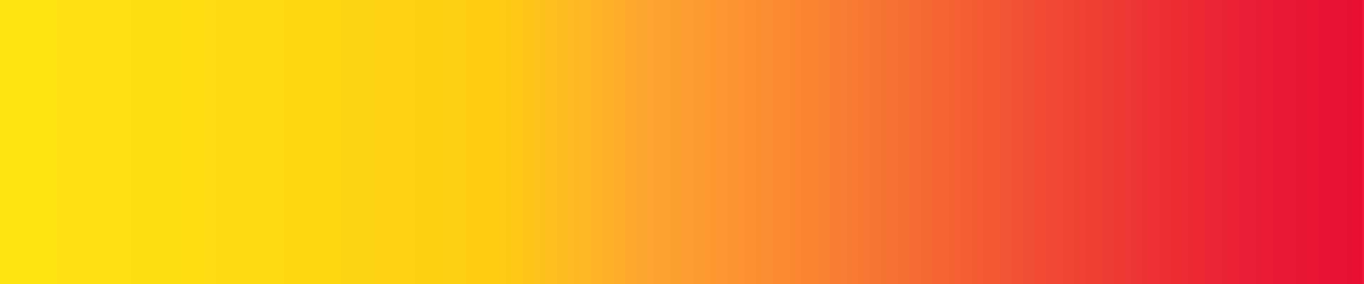 gelb, pfirsich, orange, rot