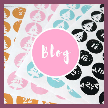 Hol Dir Inspiration auf dem Blog. DIY, Freebies, etc.